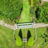 The garden, Cosawes Barton