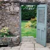 Garden Gate, Cosawes Barton