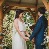 Alex and Sarah May 2016 - the arbour Cosawes Barton