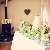 Elopement weddings at Cosawes Barton