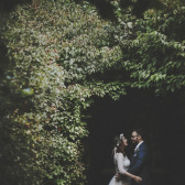 Garden weddings at Cosawes Barton