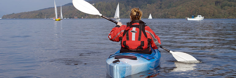 Watersports and boat trips in Cornwall